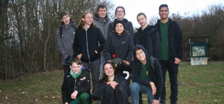 Saisonstart beim Neujahrsturnier in Bad Kreuznach